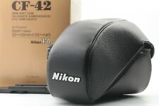 [Rare! MINT in BOX] Nikon CF-42 Soft Case For Nikon F4 From Japan #1206