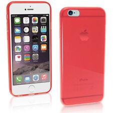 Custodie preformate/Copertine rosso per iPhone 6