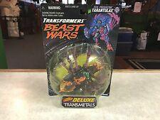 1999 Hasbro Transformers Beast Wars Deluxe Transmetals TARANTULAS Figure MOC