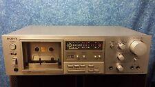 SONY STEREO CASSETTE DECK  TC - K 61 / DEFEKT