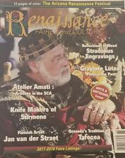 Renaissance Faires And Culture Issue 113 Reflection In Wood  FREE SHIPPING