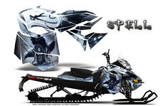 SKI-DOO REV XM SUMMIT SNOWMOBILE SLED GRAPHICS KIT WRAP CREATORX SPELL S