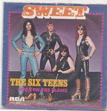 Sweet-The Six Teens vinyl single
