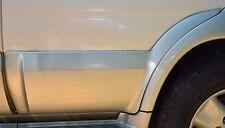 01-03 INFINITI QX4 REAR DRIVER LEFT DOOR SIDE MOULDING FENDER FLARE TRIM