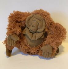 "Disney Jungle Book King Louie Bean Plush 6"" Stuffed Animal Ape Monkey Soft Toy"