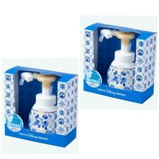 Tokyo Disney Resort Limited Mickey & Minnie shape hand soap 2Set