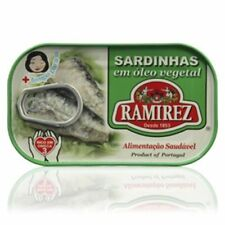Ramirez & Ca 6 x Sardines in Vegetable Oil (6 x 125g)