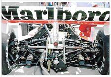 McLaren M26 Motore Sospensione James Hunt AUTO GP Brasiliano Rio 1978 F1 Fotografia