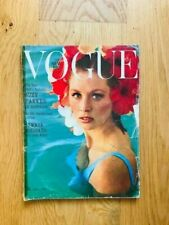 Vogue UK April 1963 Suzy Parker HENRY CLARKE George Mikes HULANICKI Laurie