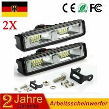 2X LED Arbeitsscheinwerfer 48W Rückfahrscheinwerfer Scheinwerfer 12V 24V DHL.