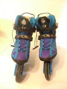 K2 VO2 PRO W 90mmWomen's US 10.5 EUR 40 VorTech Inline Skates Rollerblades