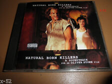 NATURAL BORN KILLERS cd soundtrack TRENT REZNOR leonard cohen DYLAN dr dre NIN