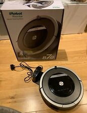 iRobot Roomba 870 Vacuum Cleaning Robot, Black, good condition