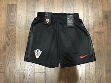 Nike Croatia Away Shorts World Cup 2018