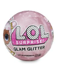 NEW LOL SURPRISE GLAM GLITTER SERIES DOLL HARD TO FIND TOY IN HAND