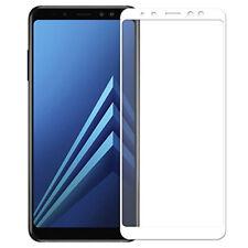 5D Curved Temper Glass Film Screen Protector fit Samsung Galaxy A5 A7 A8 Plus J7