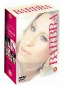 BARBRA STREISAND What's Up Doc Main Event Nuts Up The Sand Box DVD Region 4 New