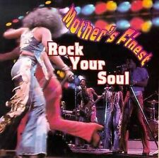 Rock Your Soul by Mother's Finest (CD, Mar-1996, Sony Music Distribution (USA))