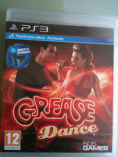 GREASE DANCE PS3  SIGILLATO ITALIANO RICHIEDE PLAYSTATION MOVE