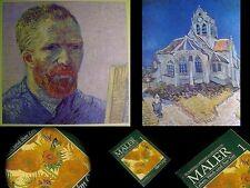 """Sammlerheft""""Van Gogh""""große Color-Abb.+Lebensdokum.dieses fantastischen Künstlers"""