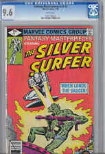 Fantasy Masterpieces V2 #2 CGC 9.6 Silver Surfer in 1979 Make an Offer!