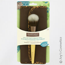 "1 ECOTOOLS Collector's Brush Roll  ""ET-1215""  *Joy's cosmetics*"