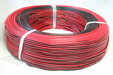100M 2-Pin 22AWG Cable Extension Wire Cord  For 3528 5050 Single Color LED Strip