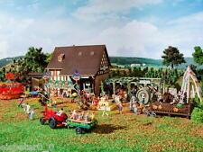 Vollmer 3009, Herbstfest, H0 Bausatz 1:87, Neu, OVP