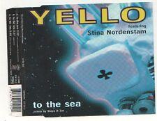 YELLO to the sea  cd single  stina nordenstam