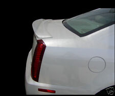 2005 - 2007 Cadillac STS Painted Rear Spoiler Wing 06