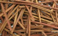 BULKSCENE - MODEL SCRAP RUSTY & BENT GIRDERS OO/HO GAUGE - PACK OF 25