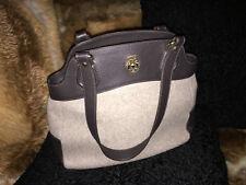 Roeckl Handtasche elegant Leder/Filz