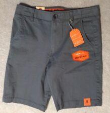 Urban Pipeline Boys Max Flex Flat Front Gray Shorts -Size 16 -NEW