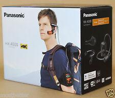 Panasonic HX-A500 Wearable 4K POV Camcorder Orange from Japan