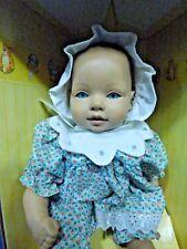 Vintage Heidi Ott Faithful Friends Vinyl Baby Character Doll w Box  DC66