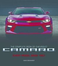 The Complete Book of Chevrolet Camaro, 2nd Edition: Every Model Since 1967 (Comp
