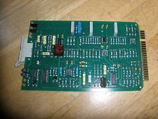 RFL ELECTRONICS HD95528 PLC RELAYING RECEIVER & SLICER CIRCUIT BOARD
