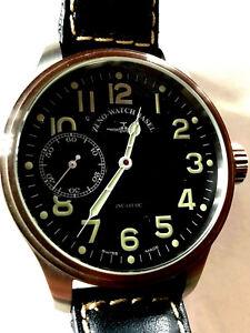 Zeno Watch Basel - Herrenuhr Oversized Pilot 8558
