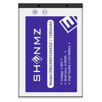 High Power 1280mAh Extended Slim Battery for Samsung Gusto 2 U3650