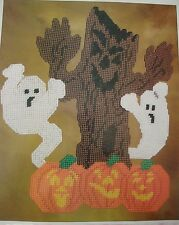 HAUNTED TREE **PLASTIC CANVAS PATTERN ONLY**(2)