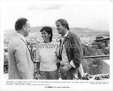 1983 Under Fire Nick Nolte Gene Hackman Joanna Cassidy Original Press Photo