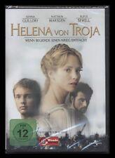 DVD HELENA VON TROJA - WENN BEGIERDE EINEN KRIEG ENTFACHT - SIENNA GUILLORY NEU