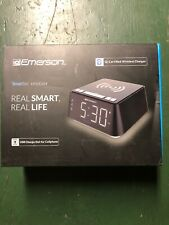 Emerson Smart Set Radio Alarm Clock