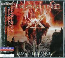 FIREWIND-DAYS OF DEFIANCE-JAPAN CD BONUS TRACK F75