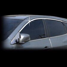 Chrome Window SsangCarFul upper line molding for Hyundai Tucson IX35 2010~2015