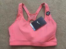 Womens Nike X Back Bra Ultra High Support Dri-fit Running Gym Yoga Cycling XL D/e