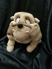 Disney Bull Plush Dog Lady and the Tramp Bulldog