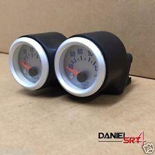 94 01 Acura Integra - Dual Gauge Pod 52mm (OEM) Clock Trim