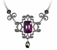 Alchemy England - Regiis Martyris Necklace, Queen Jane Grey Gothic Jewellery