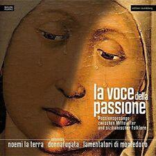 La voce della passione, New Music
